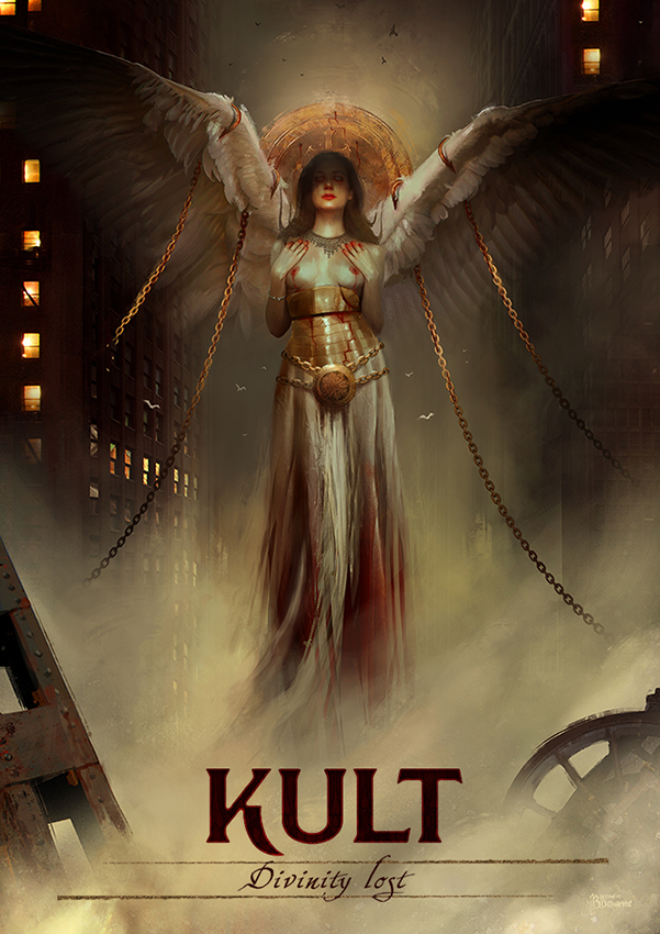 Kult juego de rol de horror