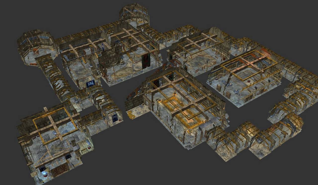 Guia generador de dungeon
